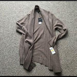 Charter club luxury cashmere cardigan sz medium